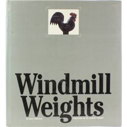 """""""Windmill Weight"""" hardcover by Milt Simpson"""
