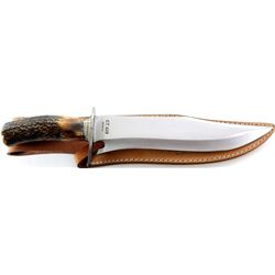 """Large contemporary Colt bowie knife with 10 1/2"""""""