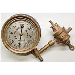 Buffalo Brewing Co. Pressure Gauge