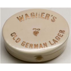 Wagner's Old German Lager Compact Mirror