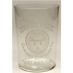 Weilands Extra Pale glass