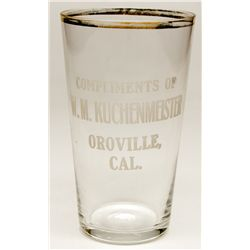 Kuchenmeister glass
