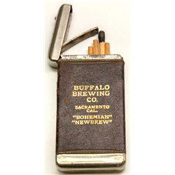 Buffalo Brewery match holder