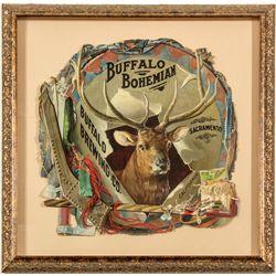 Buffalo Brewing Co. Bohemian Die Cut