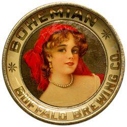Buffalo Brewing Co. Deep Dish Tip Tray, Bohemian Gypsy