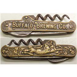 Buffalo Brewing Company knife