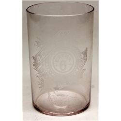Buffalo Co-op Brewing Company glass
