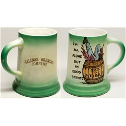 Salinas Brewing Company mug