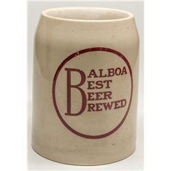 Balboa Best Beer mug