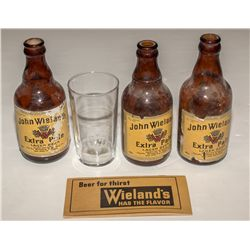 John Weiland set of five