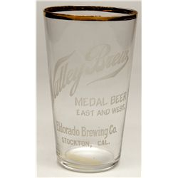 Valley Brew glass