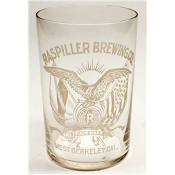 Raspiller patriotic glass