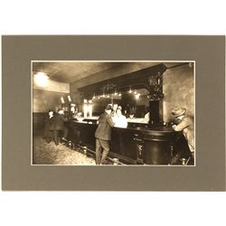 Saloon photograph