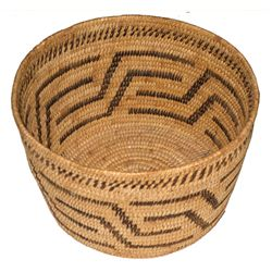 Native American Basket Plains Indians 2