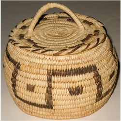 Native American Basket-Papago