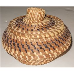 Native American Basket-Conshatta