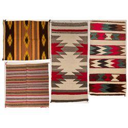 Navajo Rug Quartet