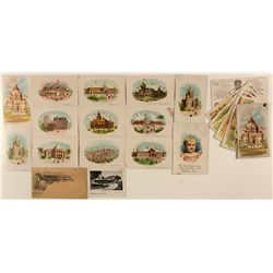 California Midwinter Fair cards