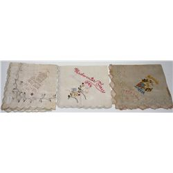 California Midwinter Fair Handkerchiefs