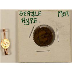 A-Y-P-E Souvenir Coins