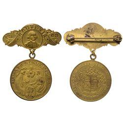 A-Y-P-E Souvenir Medal