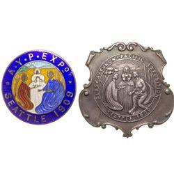 A-Y-P-E Souvenir Medallions
