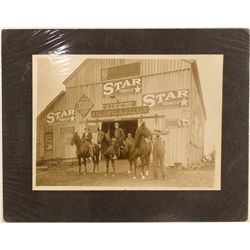 Photograph of Tobacco Warehouse in old Livery Stable