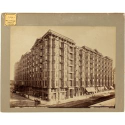 Original Palace Hotel Photograph