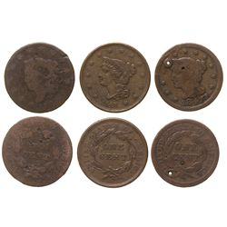 Large Cents (3)
