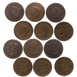 Large Cents (6)
