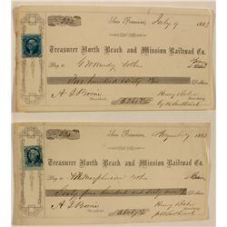 Early San Francisco Railroad Documents