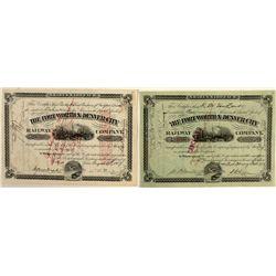 Fort Worth & Denver City Railway Company stocks