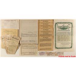 Nevada Copperbelt Railroad Archive