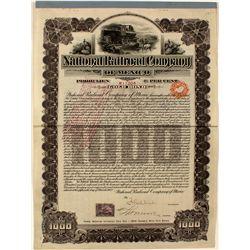 Mexico Railroad Certificates