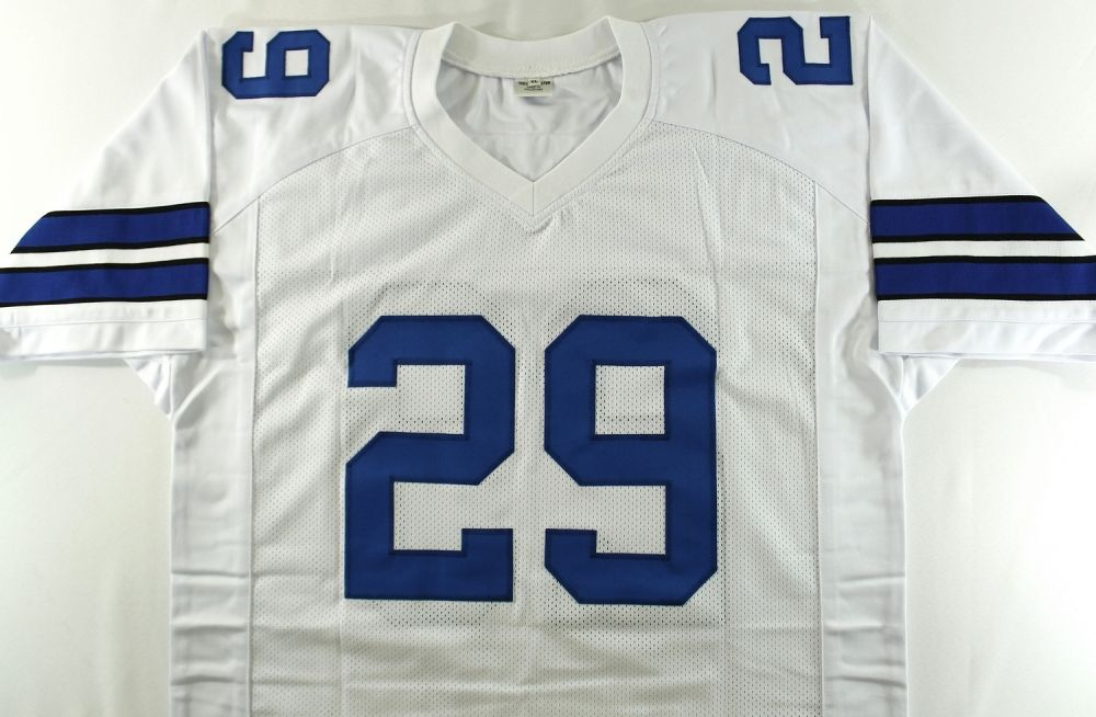 newest 0ab67 85ce5 DeMarco Murray Signed Cowboys Jersey (GTSM COA)