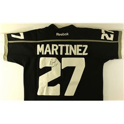 meet bfb27 f41a2 Alec Martinez Signed Kings Jersey (PA LOA)