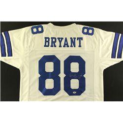 Dez Bryant Signed Cowboys Jersey Psa Coa