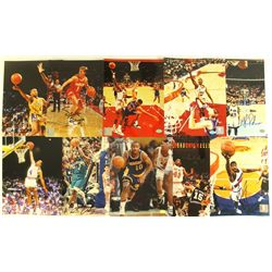 100% authentic a8c0f 5c731 Lot of (10) Signed Basketball 8x10 Photos with Scott Brooks ...