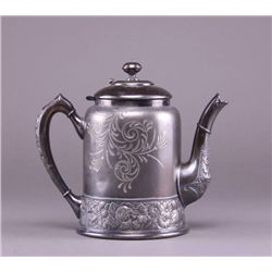 James Dixon & Sons Sheffield Teapot (Size: See last