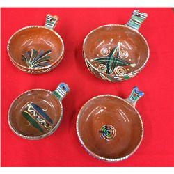 Hand-painted Ceramic Bowl Lot