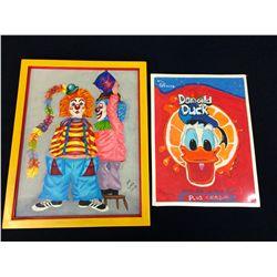 Original Clown Art