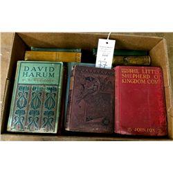 Box of Classic Books