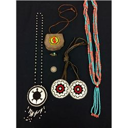 Misc. Beaded/Necklace Lot