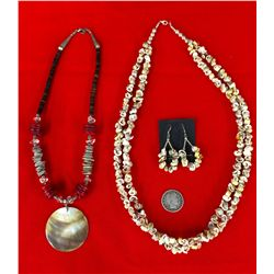 Shell Necklace Lot
