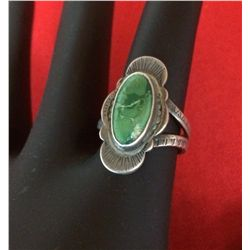 Fred Harvey Vintage Ring