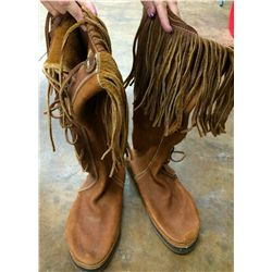 Mountain Man Moccasins/Boots