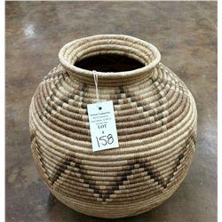 Large Seri Tribe Basket