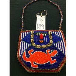 Beaded Tribal Flat bag