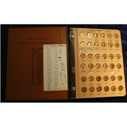 816. 1959-2009S U.S. Lincoln Cent Set in a World Coin Library Album. All BU or Proof.  A very exciti