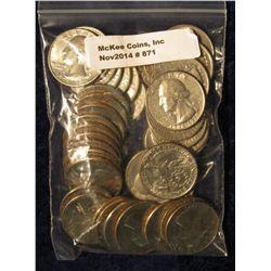 871. $10 face value in 1776-1976 Bicentennial U.S. Commemorative Quarters.